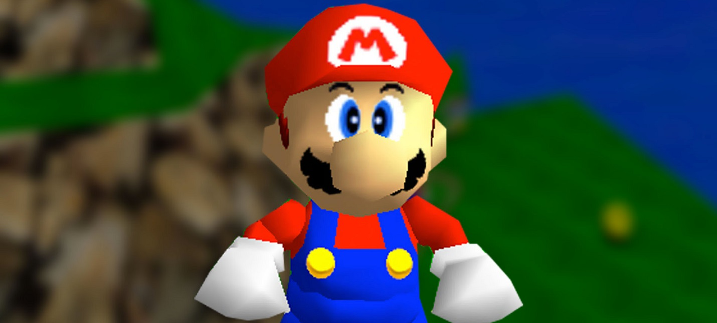 Энтузиаст научился контролировать Марио с помощью движений своего тела
