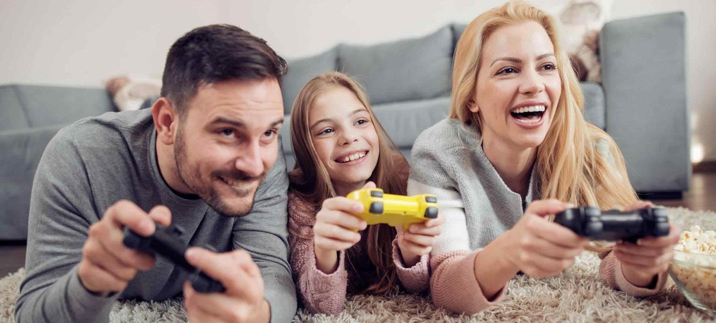 Более 214 миллионов американцев играют в видеоигры