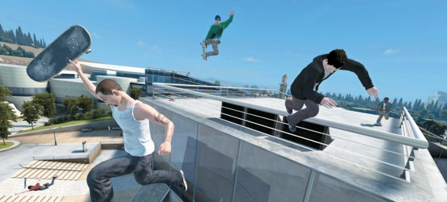 Бывший генеральный менеджер Xbox Live возглавил студию разработки Skate 4