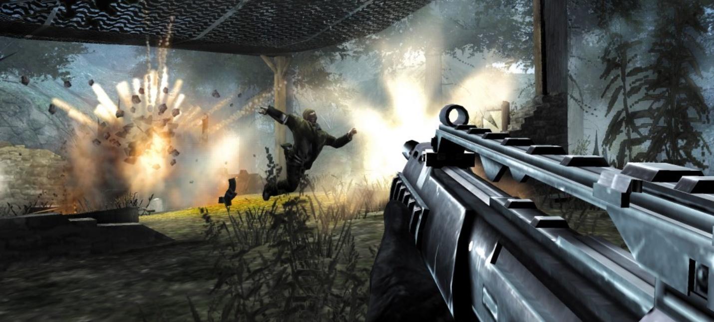 Геймплей отмененного шутера Black 2 от Criterion Games