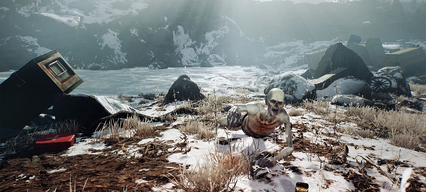 Сурвайвал FrostFall сменил название на Red Frost  релиз отложен до 2021 года