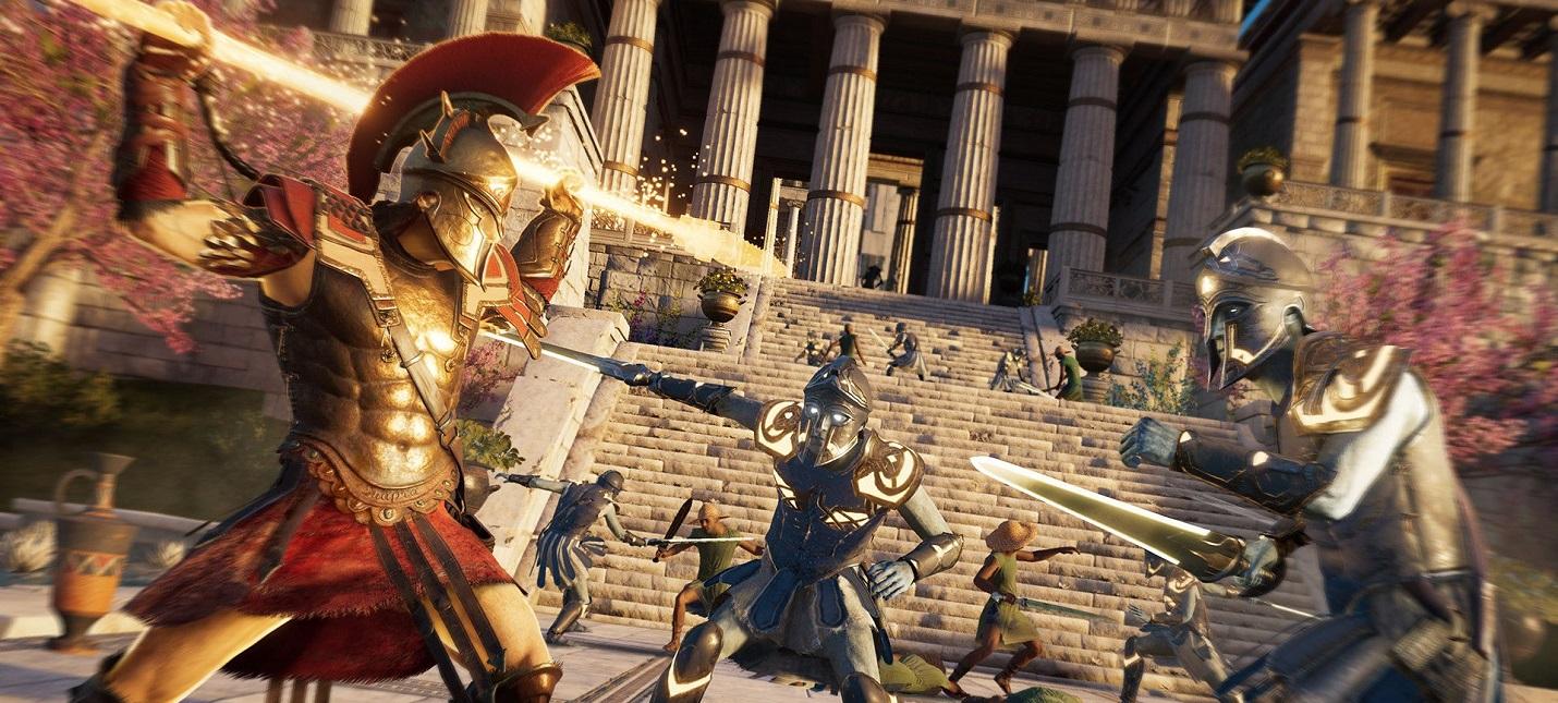 В Assassins Creed Odyssey появится нордическая броня