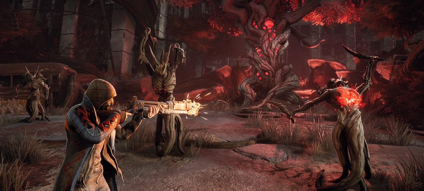 Локация Ward Prime в новом трейлере дополнения Subject 2923 для Remnant From the Ashes
