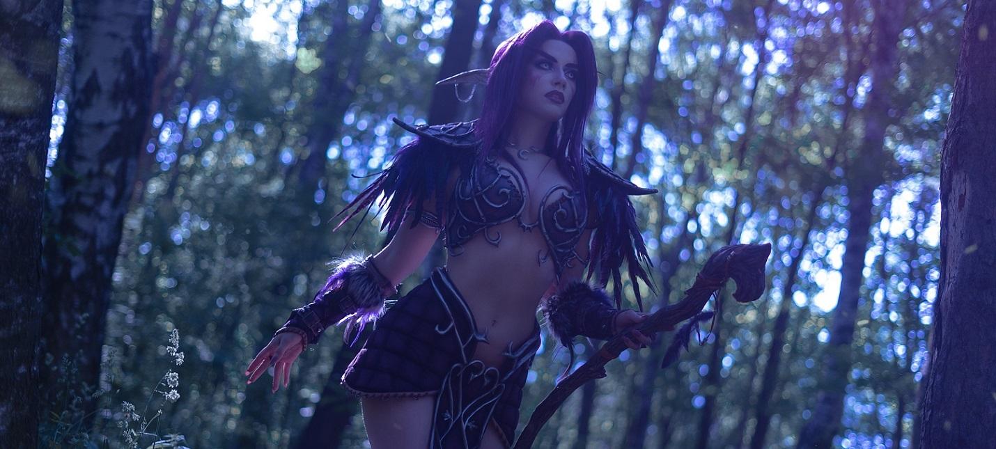 Пятничный косплей World of Warcraft, X-Men 2 и Overwatch