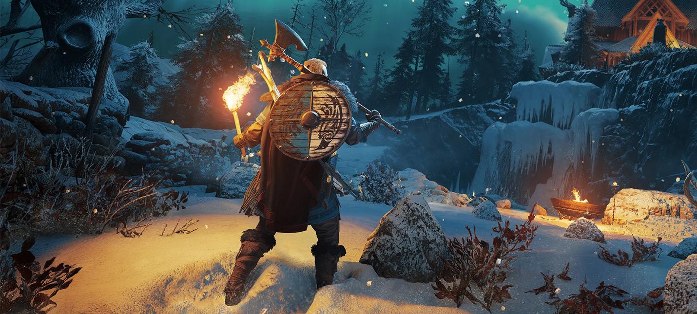 Лицевые анимации Assassin's Creed Valhalla будут улучшены, рентген-убийства из роликов появятся и в игре