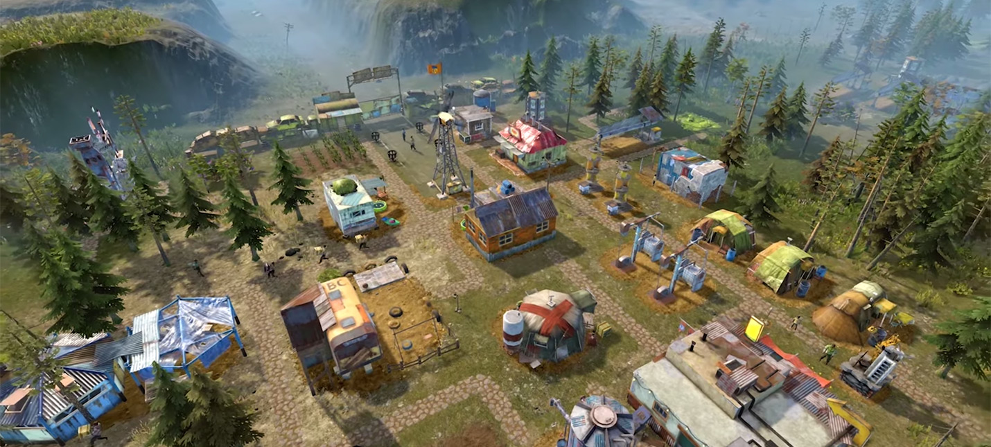 Paradox Interactive купила разработчиков Surviving the Aftermath