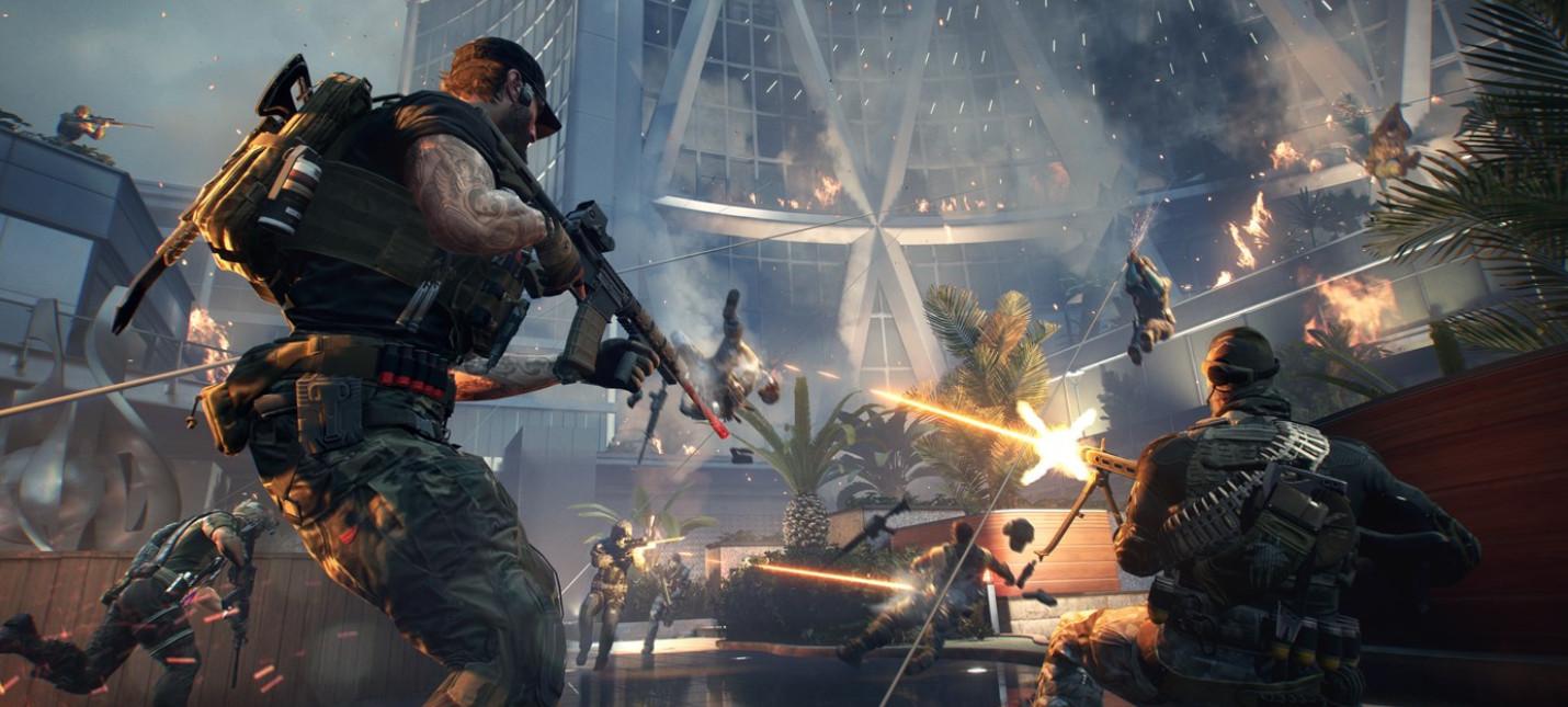 Разработчики Crossfire открыли студию для консольных ААА-игр