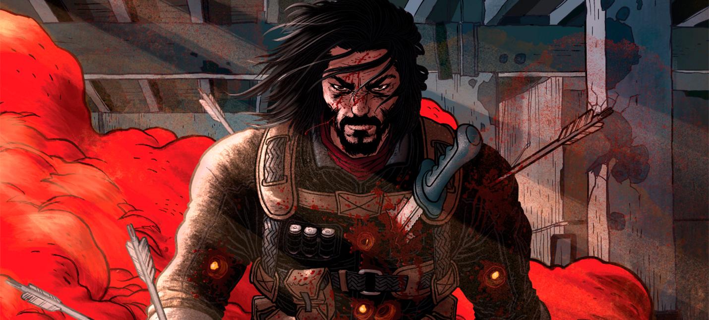 Киану Ривз пишет комикс про бессмертного полубога-воина, который похож на него самого