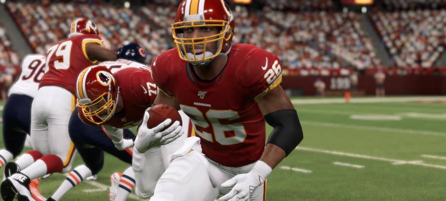 EA изменит логотип и название одной из команд в Madden NFL 2021
