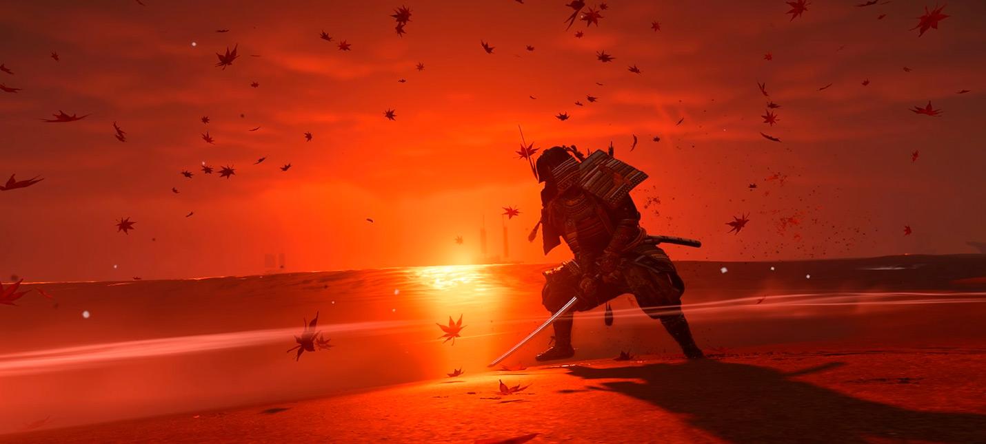 Гайд Ghost of Tsushima  все доспехи и броня