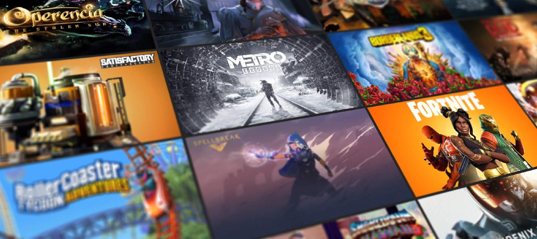 Epic Games Store официально интегрирован в GOG Galaxy 2.0