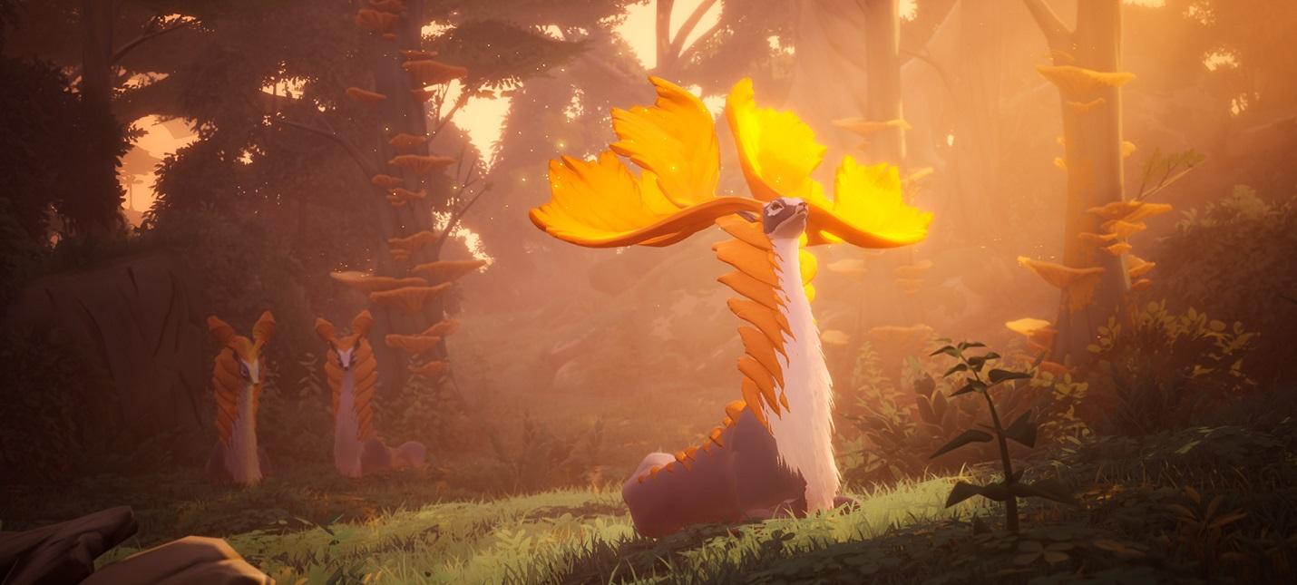 Rare про Everwild: Мы хотим дать игрокам мир, в котором они могут потеряться