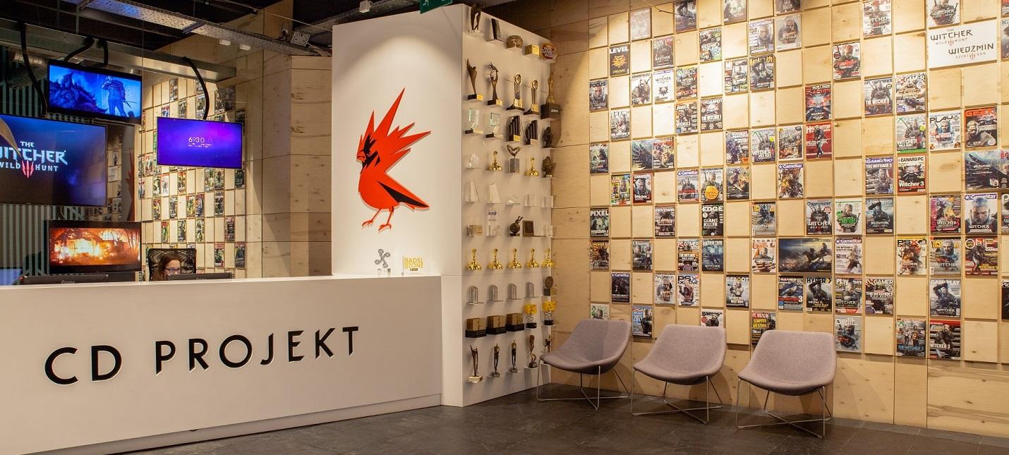 По офису CD Projekt RED можно совершить виртуальное путешествие