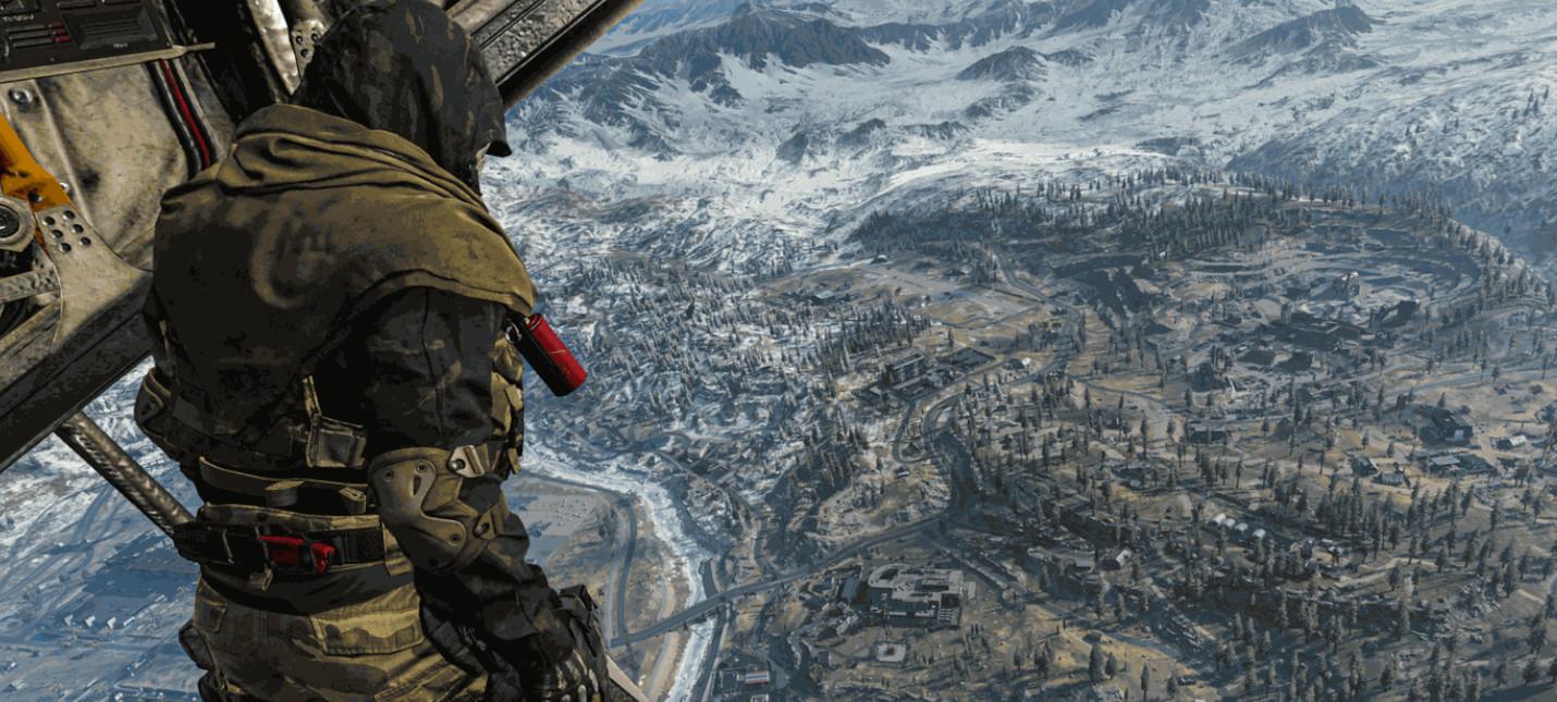 Activision прислала стримеру ладью и намекнула на появление поезда в Call of Duty: Warzone
