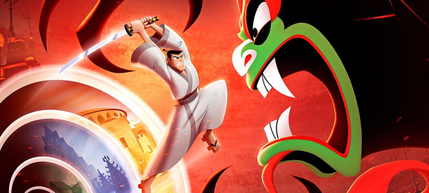 Экшен Samurai Jack Battle Through Time выйдет 21 августа