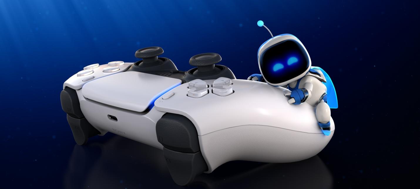 В британских магазинах устанавливают рекламные стенды PS5