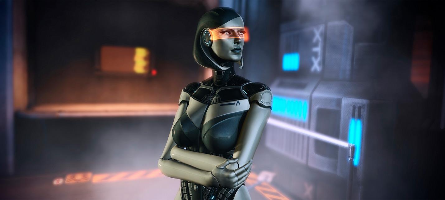 Инсайдер Анонс ремастеров трилогии Mass Effect состоится до дня N7