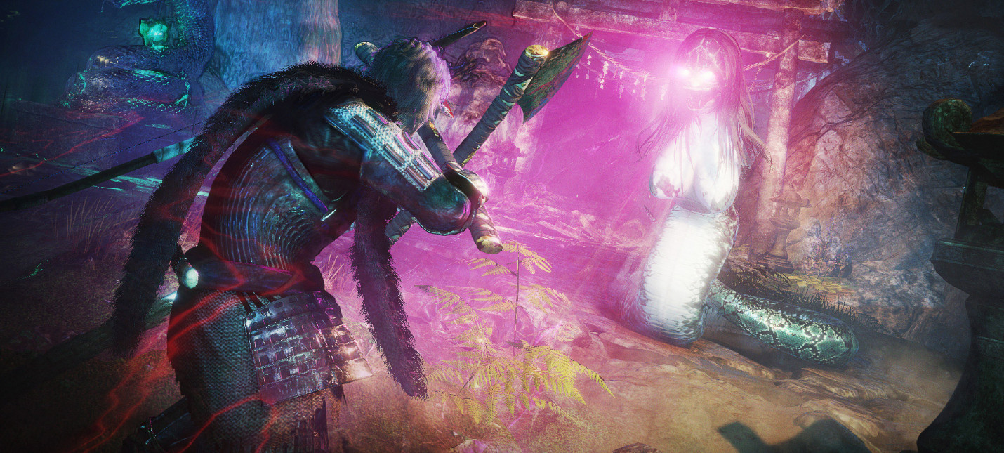 Дополнение The Tengu's Disciple для Nioh 2 покажут 29 июля