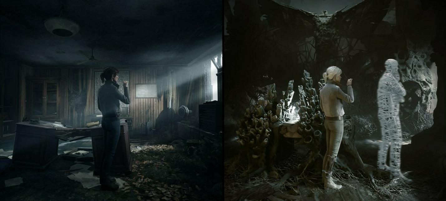Новые скриншоты и геймплейные особенности хоррора The Medium