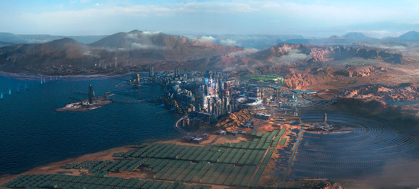 Описание всех районов Найт-Сити из Cyberpunk 2077