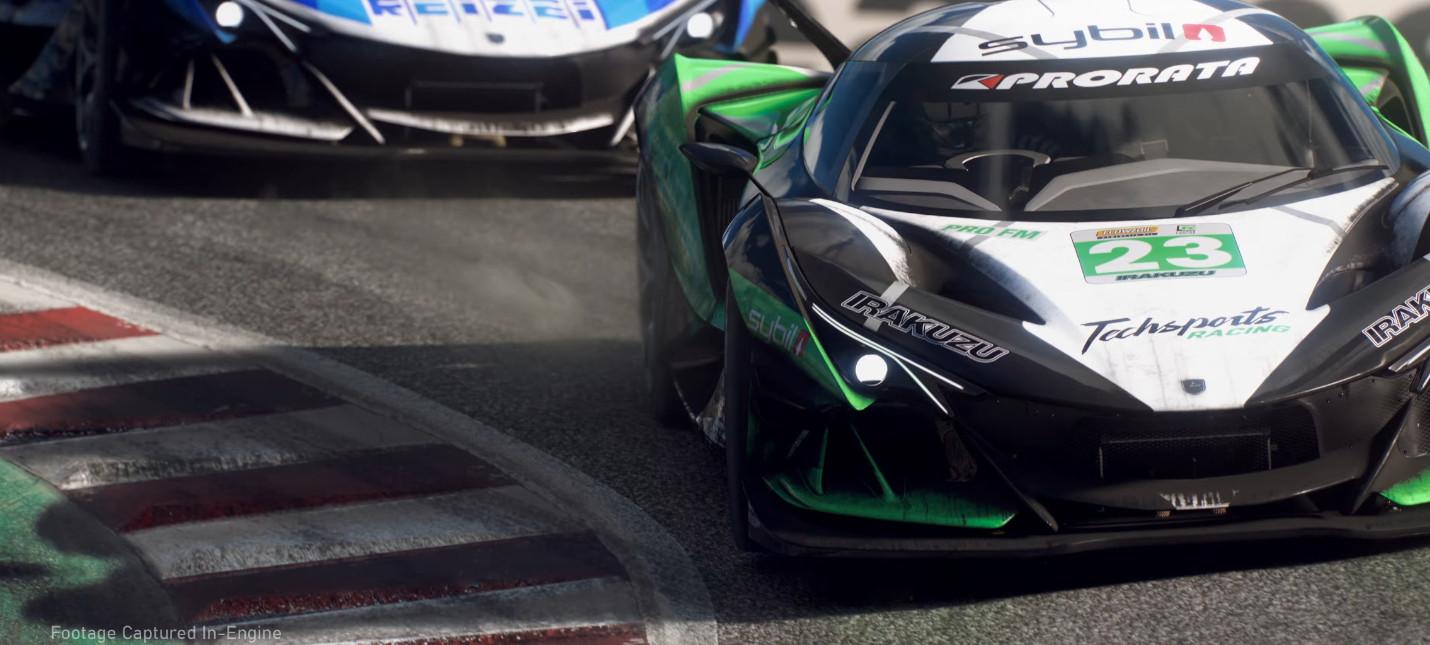 Microsoft анонсировала Forza Motorsport для Xbox Series X — 4K, 60 fps и трассировка лучей