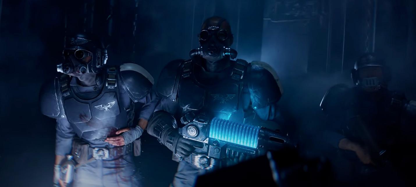Разработчики Vermintide анонсировали Warhammer 40,000: Darktide