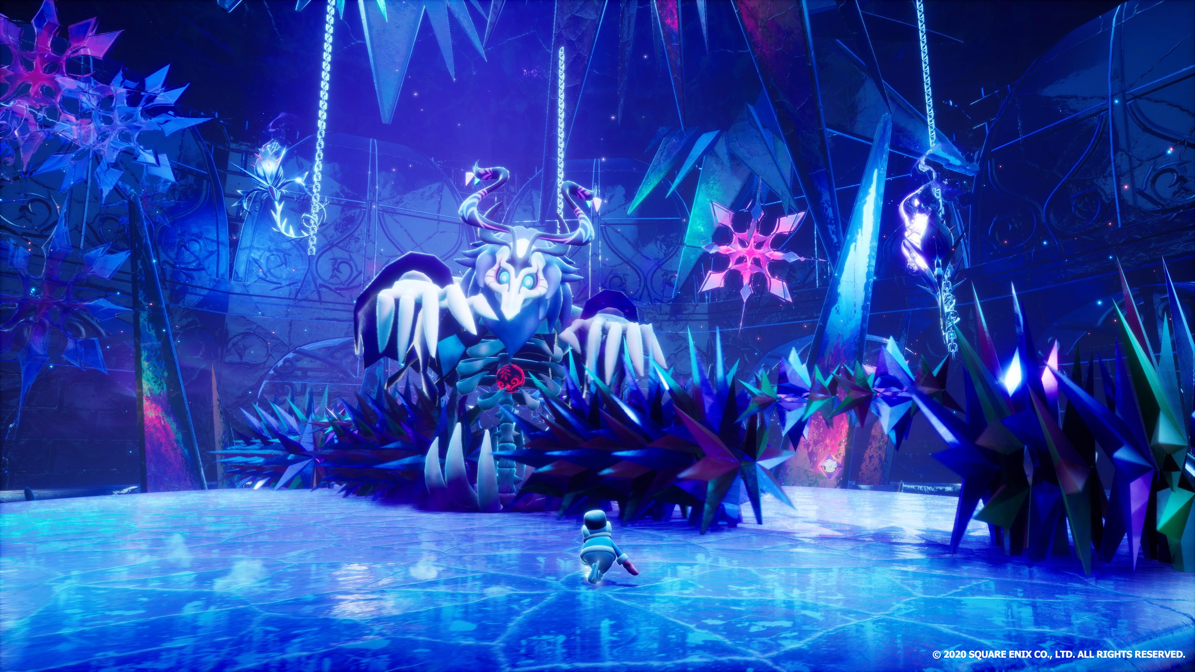 Square Enix анонсировала платформер Balan Wonderworld от создателей Sonic the Hedgehog