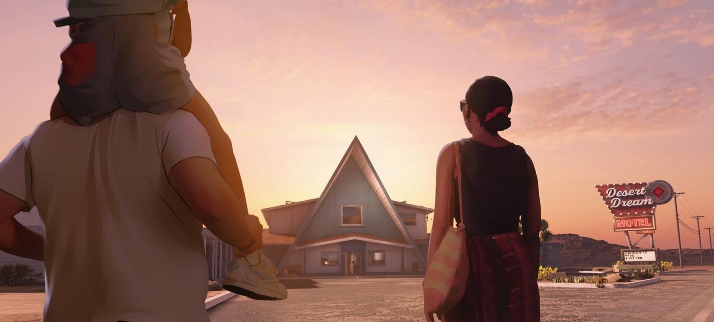 Анонсирована As Dusk Falls — интерактивное кино от бывших разработчиков Quantic Dream