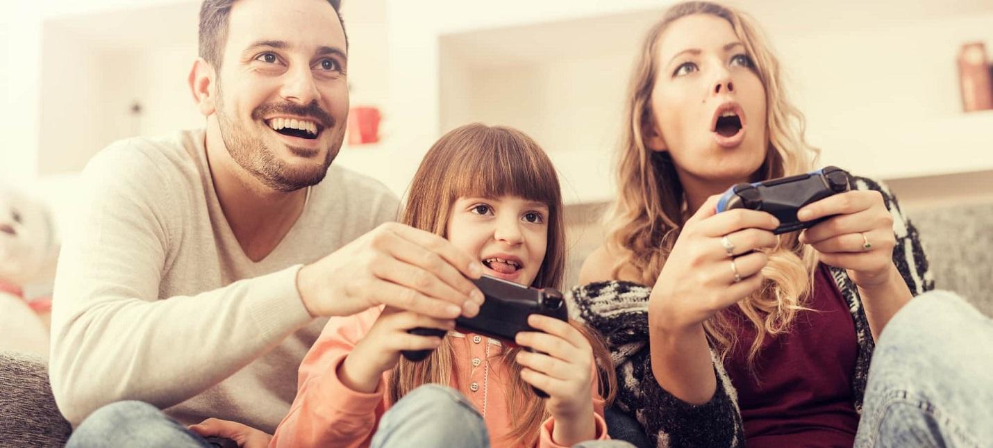 48 миллионов американцев проводят за играми более 15 часов в неделю