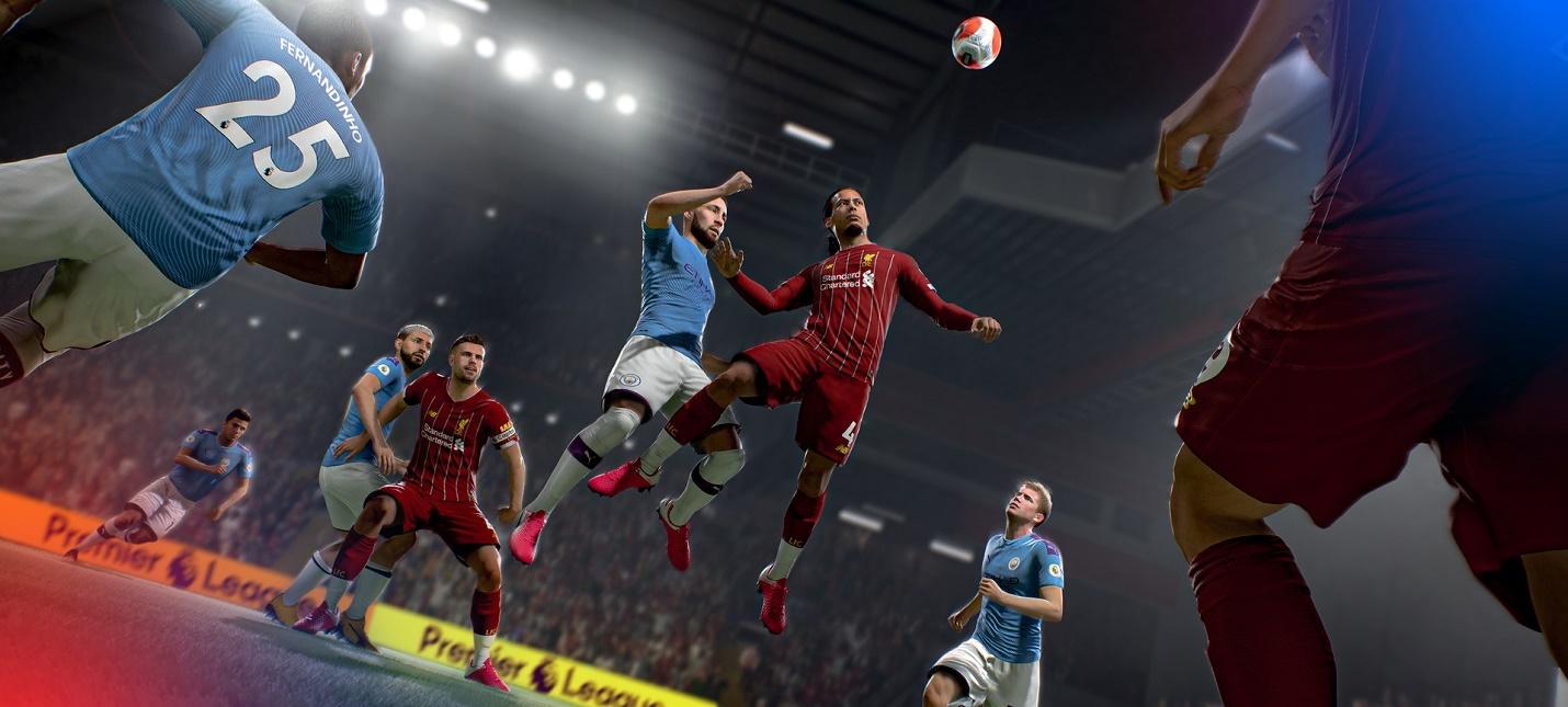 Интерактивная симуляция матчей и уклон в сторону менеджера  ключевые изменения в режиме карьеры FIFA 21