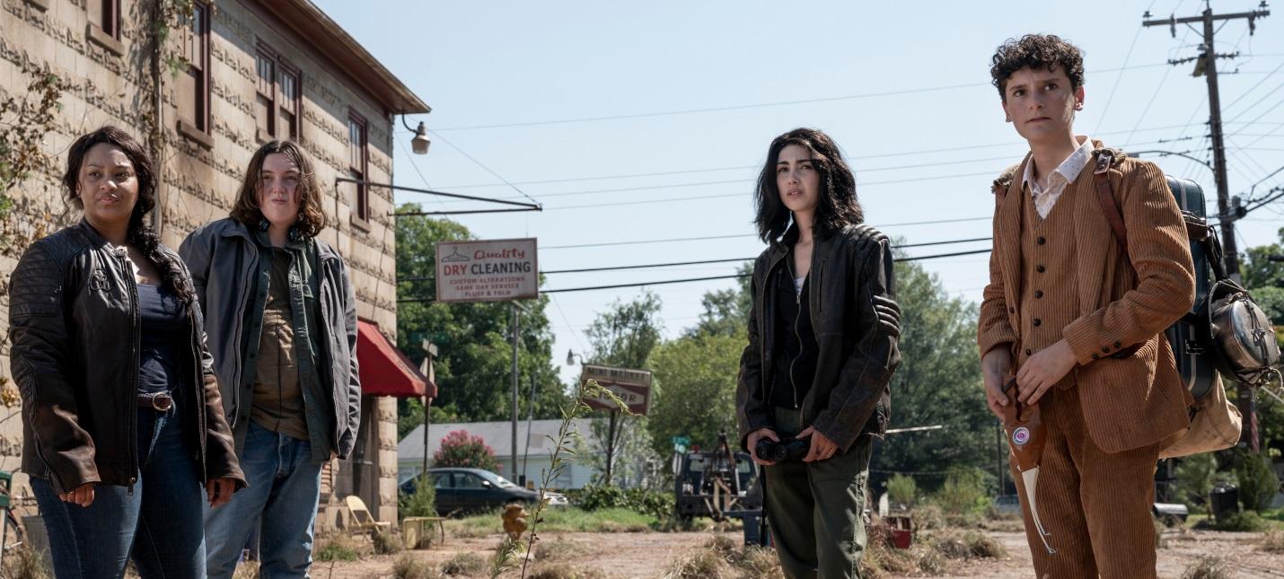 Новый трейлер The Walking Dead World Beyond