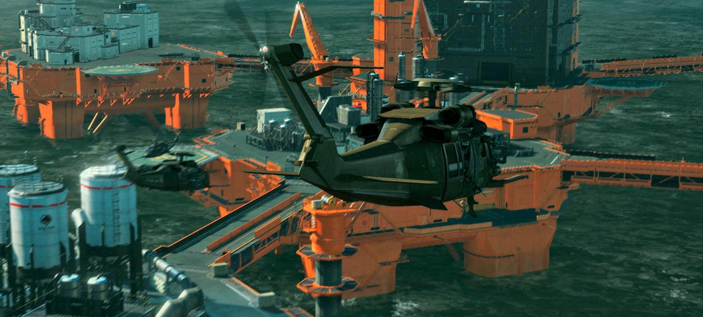 Видео: Насколько правдоподобна материнская база из Metal Gear Solid 5