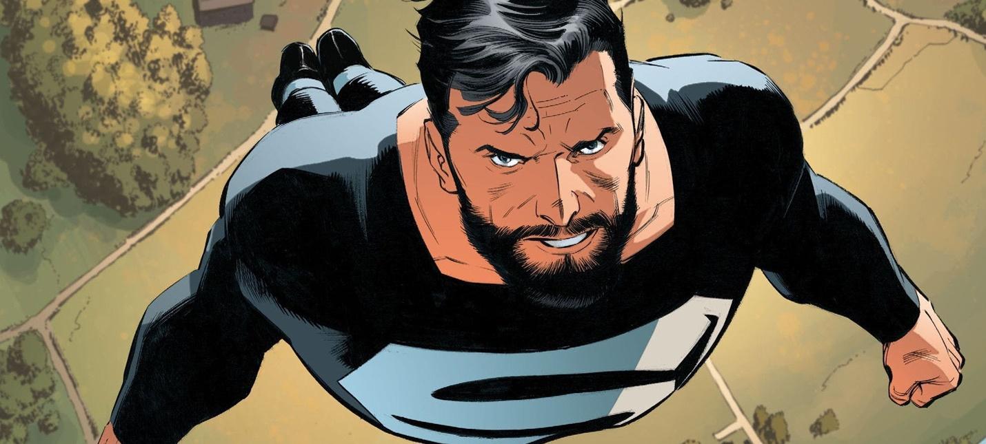 Первый взгляд на черный костюм Супермена в новом клипе режиссерской версии Лиги справедливости