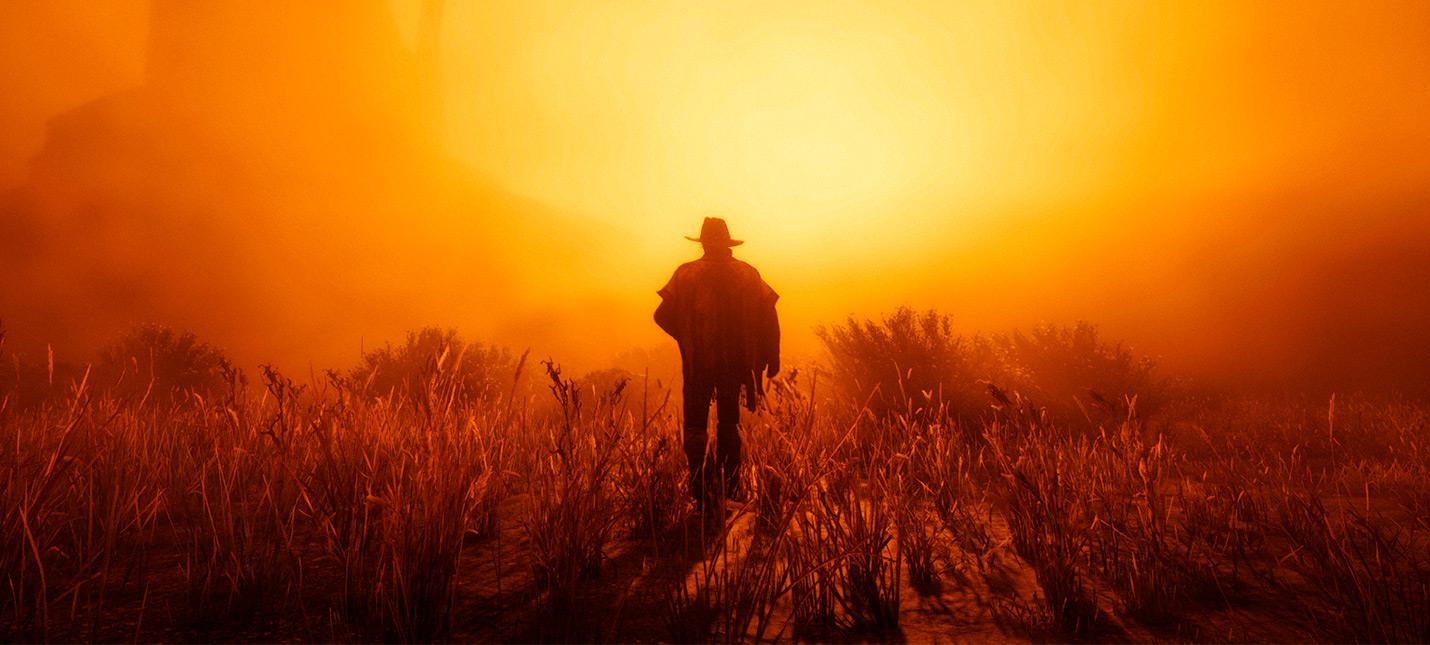Игроки Red Dead Redemption 2 раскрыли один из самых давних секретов