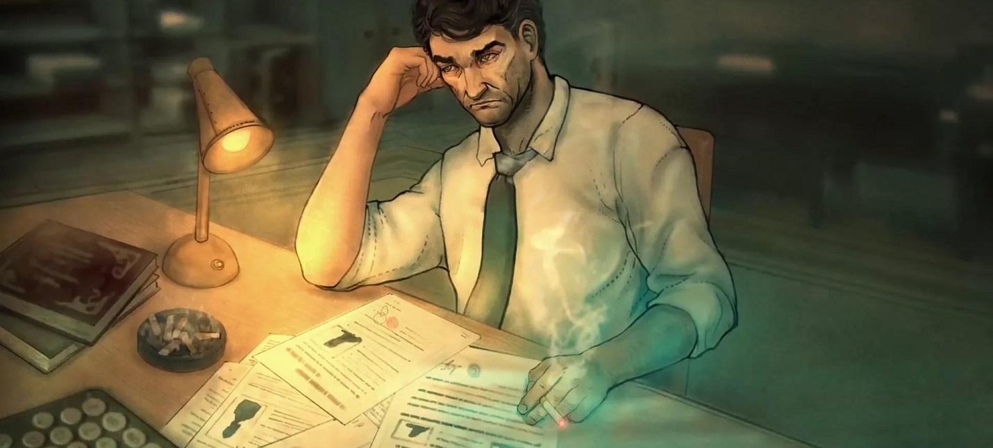 Анонсирована Coffee Noir  интересный синтез детективной игры и симулятора кофейни