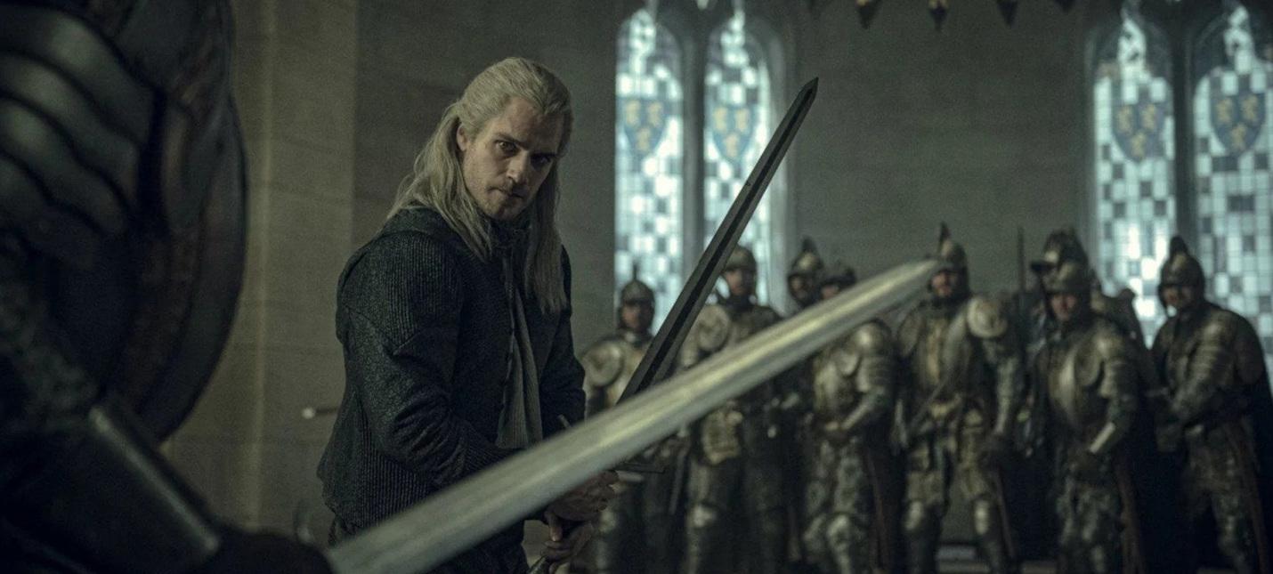 Netflix расскажет о первом ведьмаке в сериале The Witcher Blood Origin