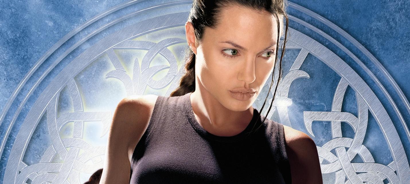 Deepfake Анджелина Джоли в роли Лары Крофт из каждой части серии игр