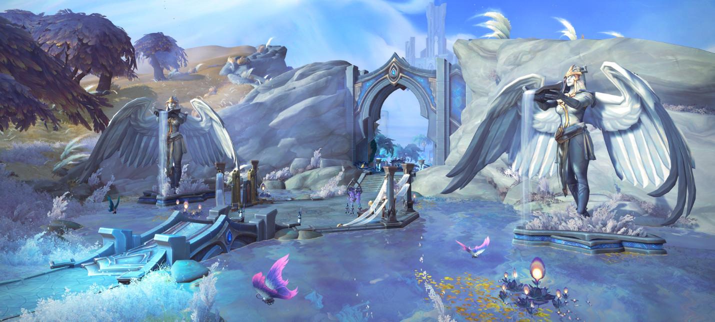 World of Warcraft Shadowlands получила возрастной рейтинг для Xbox Series X в Бразилии