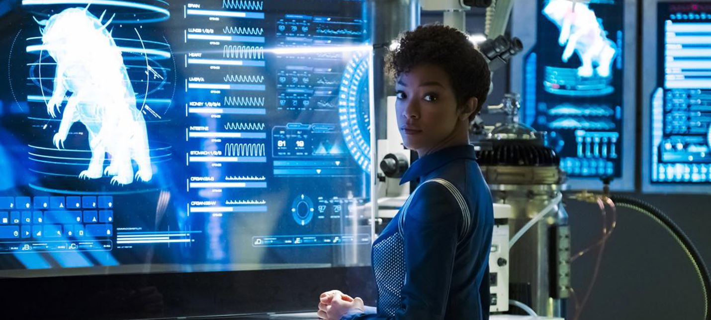 Третий сезон Star Trek Discovery стартует 15 октября