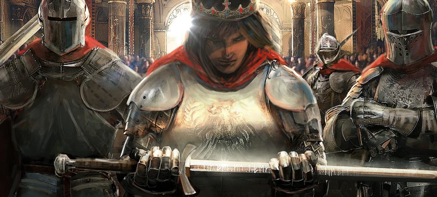 Лучше Толкина  Ubisoft работала над RPG про Короля Артура