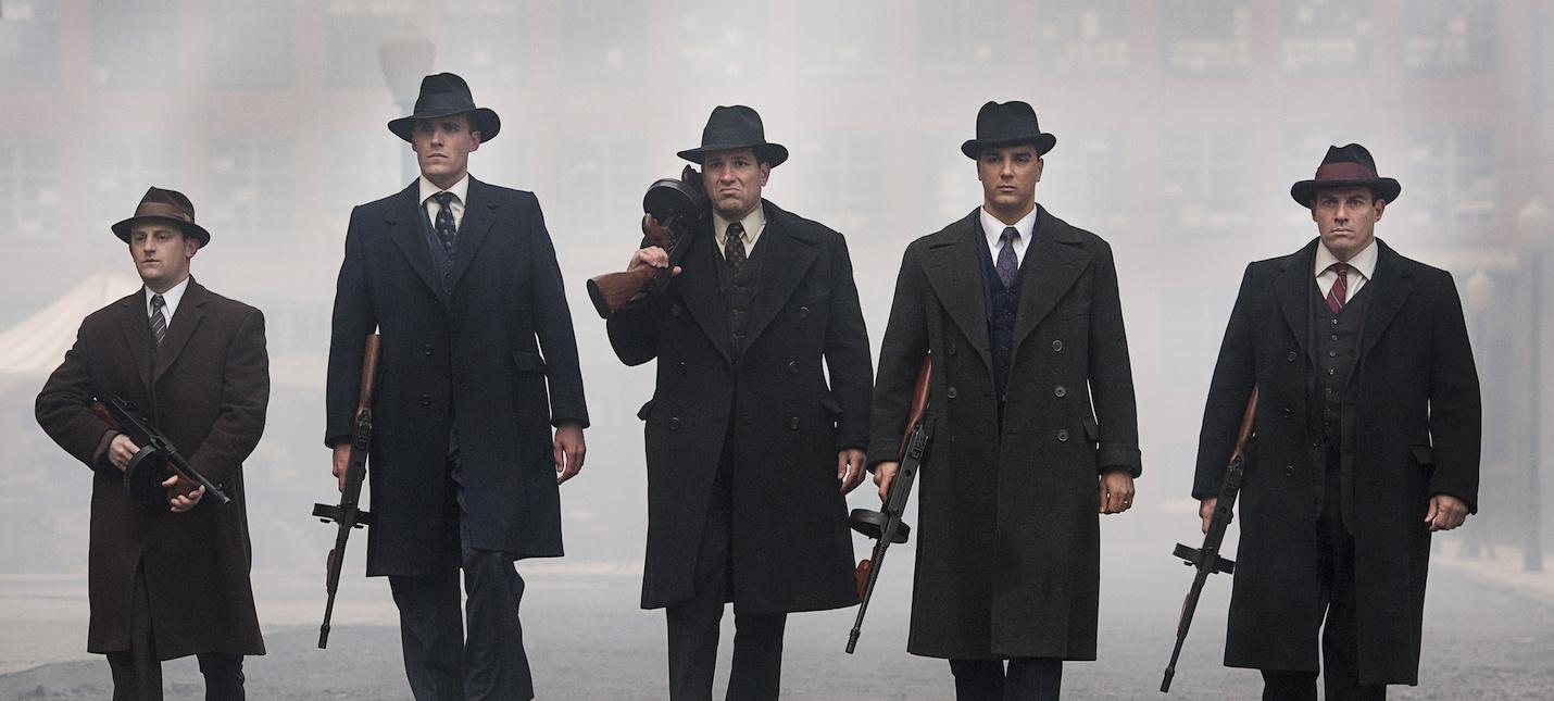 Сценарист Клана Сопрано работает над новым гангстерским сериалом
