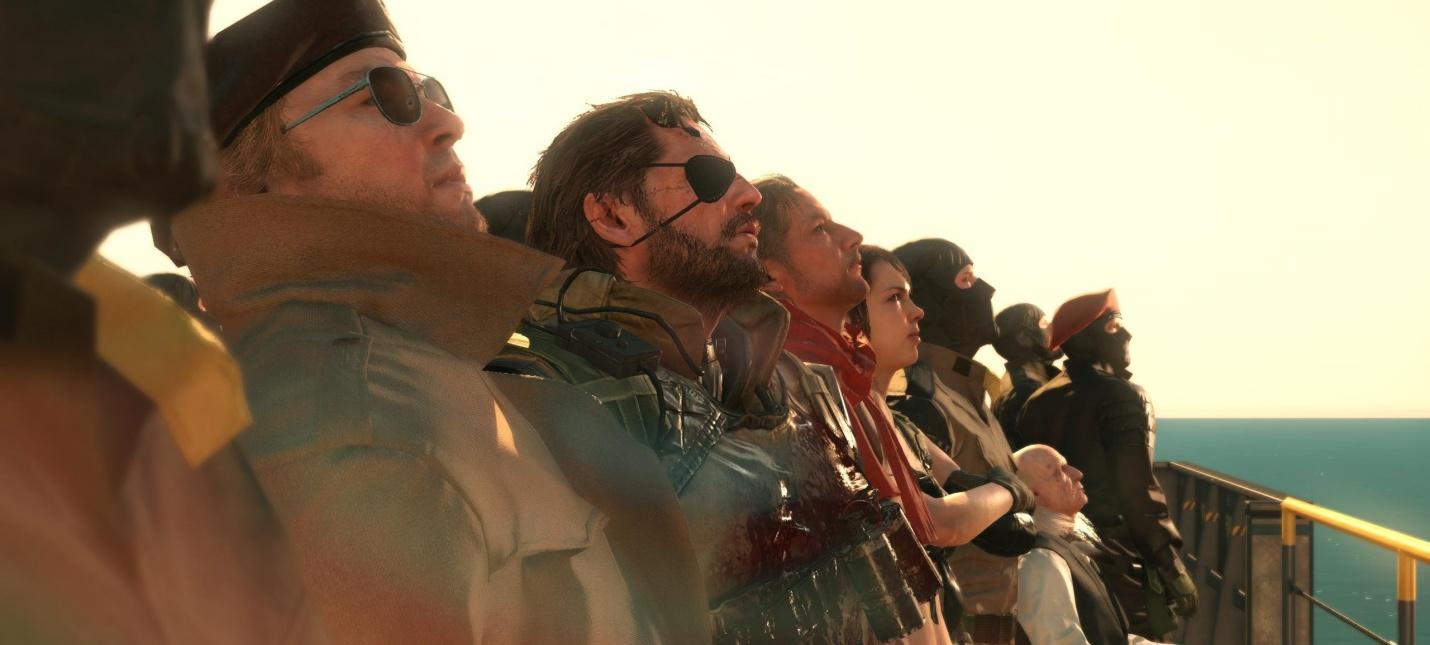 В PS3-версии MGS5 игроки открыли секретное антиядерное событие