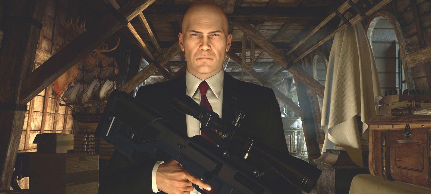 IO Interactive: Hitman 3 — это большой технологический скачок благодаря PS5