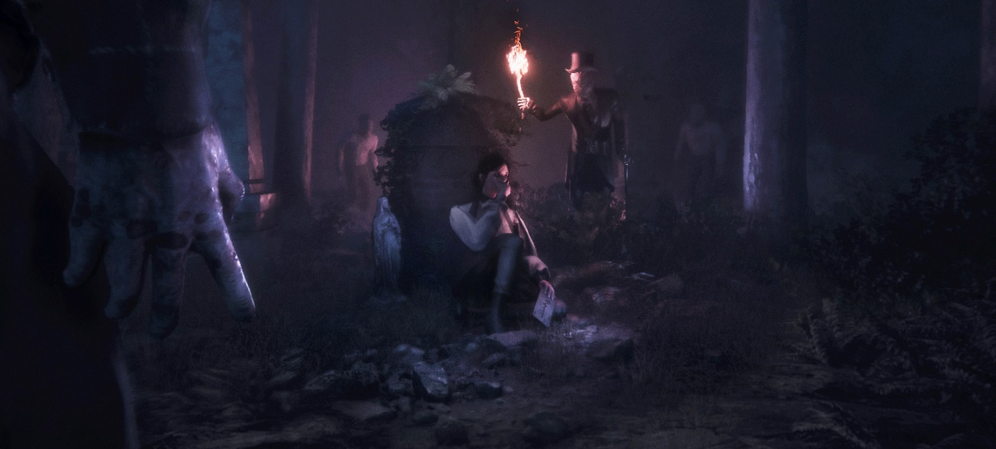 Жуткая история и британский фольклор — состоялся релиз хоррора Maid of Sker