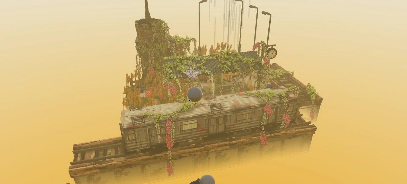 Возвращение природы после апокалипсиса в первом трейлере медитативной игры Cloud Gardens