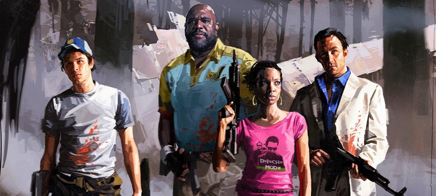Слух Left 4 Dead 2 получит новую официальную карту