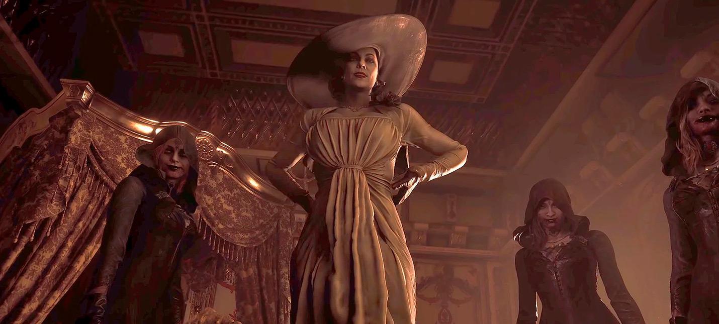 Босс Ольга, поддержка VR и возможный релиз на текущем поколении — описание демо Resident Evil Village