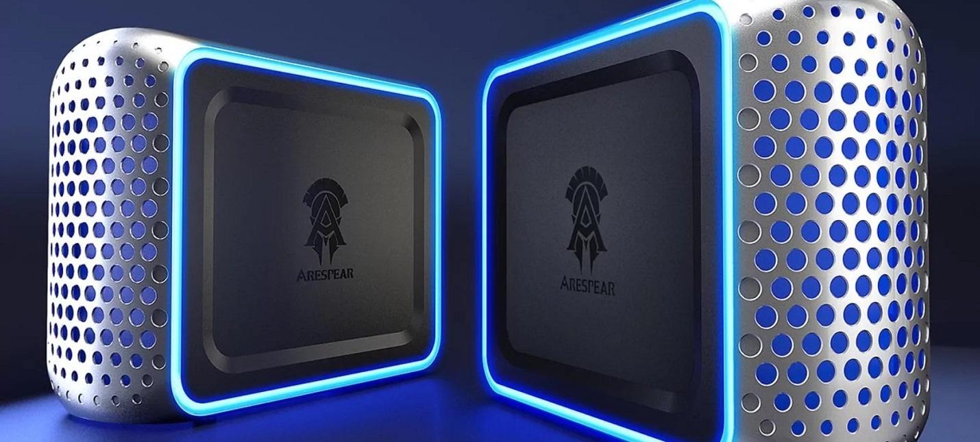 Konami представила сборки игровых PC под названием Arespear