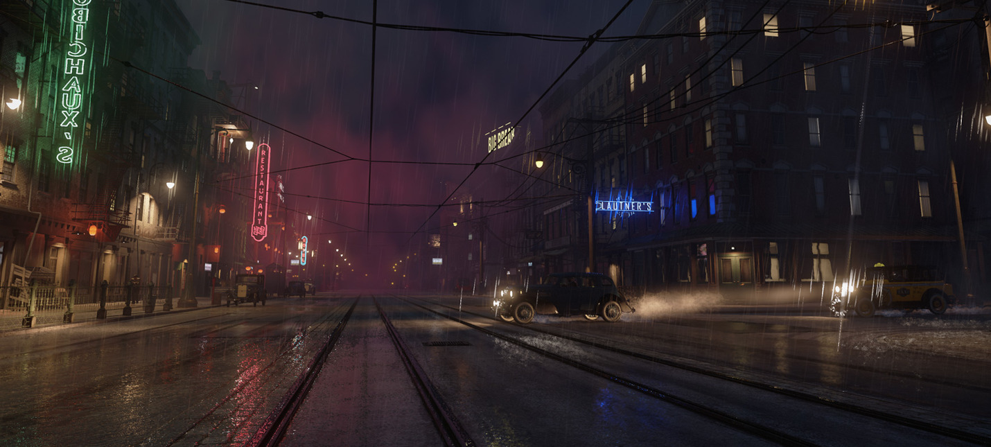 Разработчики Mafia Definitive Edition рассказали об изменениях города Лост-Хэвен