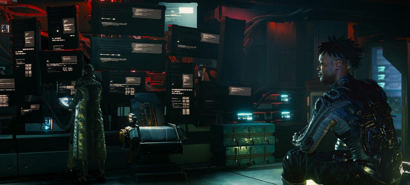 Локации, плавание, киберпсихоз  новые подробности Cyberpunk 2077